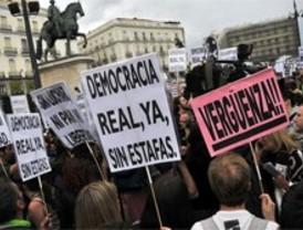 La Junta Electoral prohíbe la concentración de Sol
