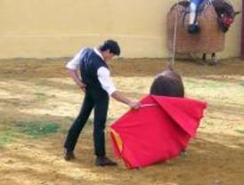 El Certamen de Escuelas de Tauromaquia de Moralzarzal reune a jóvenes toreros
