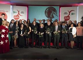 Los XIII Premios Madrid vuelven a llenar The Westin Palace
