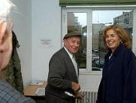 Ochenta mil mayores participaron en 2006 en las actividades de los centros municipales de Latina