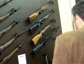 Un total de 32.000 personas visitaron la Feria Internacional de la Caza y las Armas