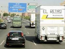 La M-40 es el 'punto negro' de Madrid