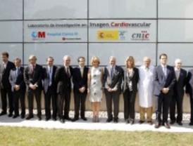 Nuevo laboratorio de imagen cardiovascular en el Hospital Carlos III