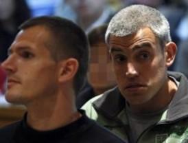 Los presuntos autores del atentado de la T4 se niegan a declarar
