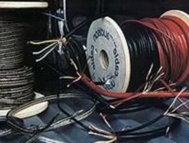 35 personas detenidas implicadas en el robo y receptación de cable de cobre