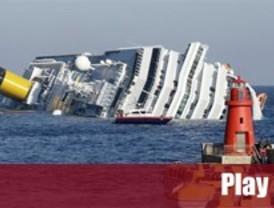 Los primeros supervivientes del 'Costa Concordia' llegan a Barajas