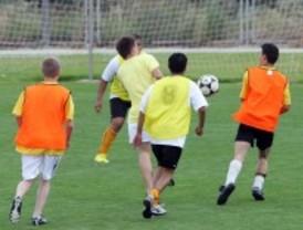 El fútbol reúne a 110 menores infractores