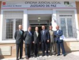 La Oficina Judicial de Boadilla cuenta con nuevos servicios