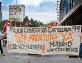 Los trabajadores de Madridec reclaman readmitir a los 25 afectados por el ERE