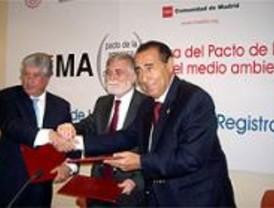 Madrid es la región con mayor número de empresas con gestión ecológica