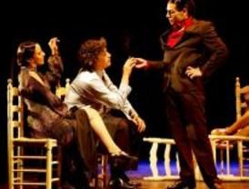 Rafael Estevez y Amador Rojas presentan 'Kahlo Caló' en el Teatro Fernán Gómez