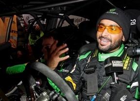 Los pilotos árabes mandan en el Dakar