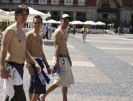 Los turistas que visitan Madrid se gastan una media de 1.000 euros