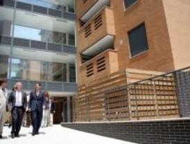La Univeridad Rey Juan Carlos dispone de 96 nuevas viviendas en Alcorcón