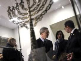 La fiesta de las Luces judía se enciende en Madrid