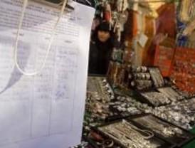 Siguen en pie de guerra los vendedores del Rastro por la limitación de las autorizaciones