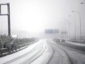 Los quitanieves recorren 1.600 kilómetros en el primer día con nevadas