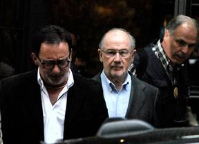 La Fiscalía cree que Rato intentó eludir el pago de la fianza
