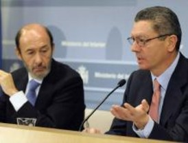 Rubalcaba garantiza la seguridad de Madrid 2016