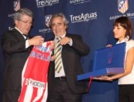 Nueva tienda del Atlético de Madrid en Alcorcón