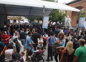 Malasaña celebra un festival urbano para familias