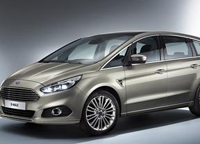Ford S-MAX, la segunda generación del multiactividad debutara en París