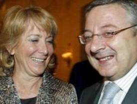 Aguirre y Blanco: cumbre por las infraestructuras de Madrid el miércoles