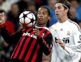 El Real Madrid cae ante el Milán por 2-3