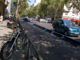 Cortes en Serrano en agosto para terminar las obras