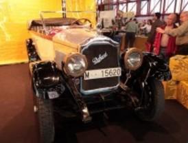 35.000 personas repasan la historia del automóvil en Casa de Campo