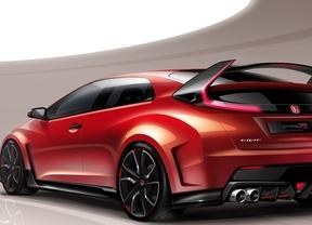 Honda Civic Type-R Concept, debut mundial en Ginebra