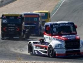 Los camiones asaltan el Jarama