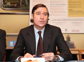 Álvaro Ballarín, concejal de Moncloa-Aravaca.