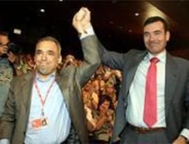 Tomás Gómez se convierte en el lider del PSM