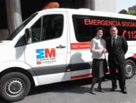 El Servicio de Emergencia Social se vuelca con los municipios