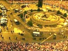 Las celebraciones por el título europeo del Atlético provocan 35 asistencias del Samur, todas ellas por casos leves