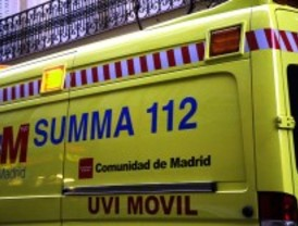 Un peatón muere al ser atropellado cuando trataba de cruzar la M-30 en Méndez Álvaro