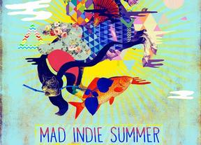Love of Lesbian, Lori Meyers o La M.O.D.A en el Mad Indie Summer de 'Sanse'