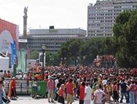 Cuatro paga 1.248 euros al día por ocupar Colón