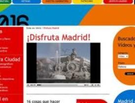 Madrid 2016 ya cuenta con contenidos en árabe y chino en su página web