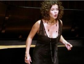 El mal tiempo obliga a aplazar el recital de Angela Kirchschlager en la Zarzuela