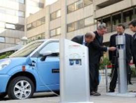 Los coches eléctricos no pagarán en las zonas de estacionamiento regulado