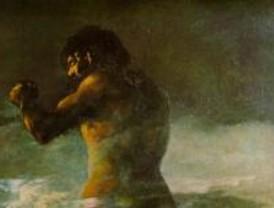 El Prado piensa que 'El Coloso' no es de Goya