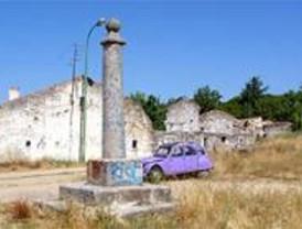 Desalojo pacífico de los 'okupas' de Navalquejigo