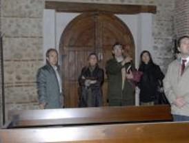Apunto de finalizar las obas en la Iglesia de San Cristóbal de Boadilla del Monte
