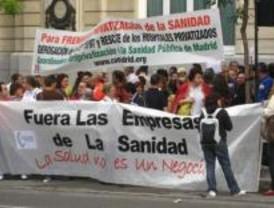 CAS convoca una manifestación para el 5 de marzo contra la privatización de la sanidad
