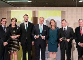 Real Madrid y AIG Iberia, premios del Colegio de Mediadores de Seguros
