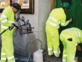 Getafe pone en marcha un plan de limpieza de choque en todos los barrios