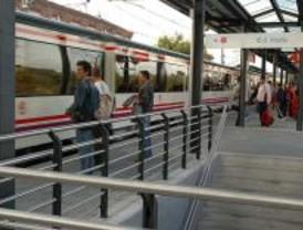 Aumenta la frecuencia de paso de Cercanías en Valdemoro al ampliarse la C-3