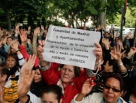 Los trabajadores de ayuda a domicilio piden un convenio colectivo 'digno'